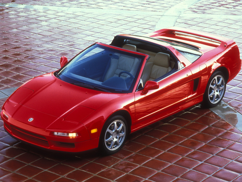 1996 Acura NSX Pictures, Specifications, and Information