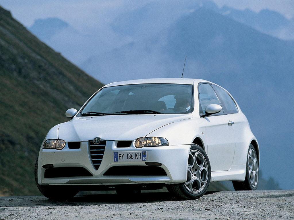 2003 alfa romeo 147 gta pictures specifications and information. Black Bedroom Furniture Sets. Home Design Ideas