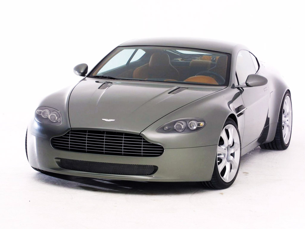 2003 aston martin amv8 vantage concept pictures specifications and information. Black Bedroom Furniture Sets. Home Design Ideas