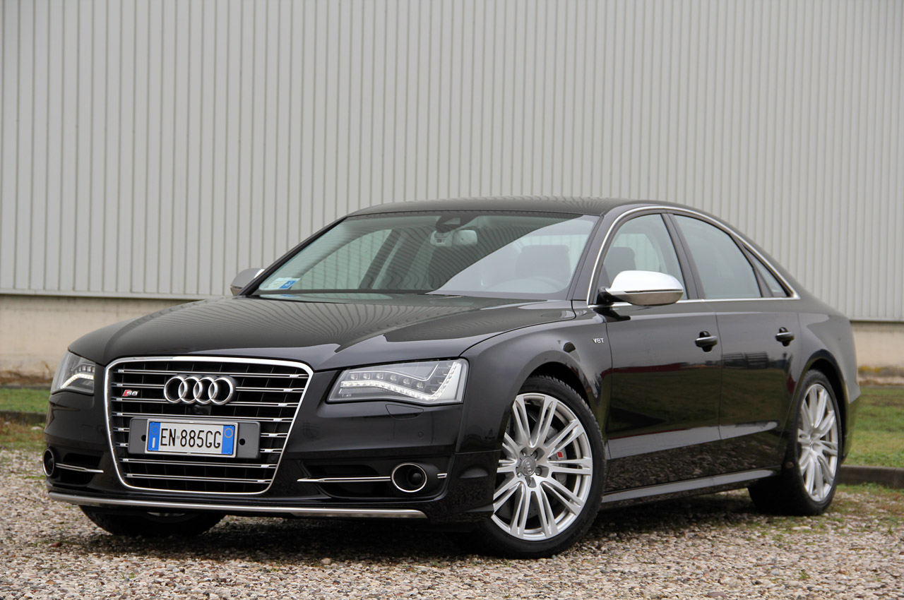 2014 Audi S8 Pictures Specifications And Information