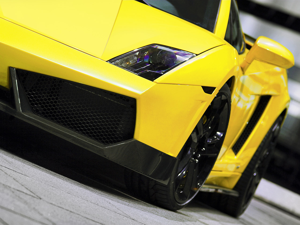 2010 BF Performance Gallardo GT600