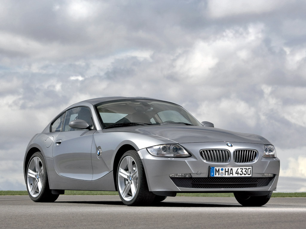 2006 Bmw Z4 Coupe 3 0si Pictures Specifications And