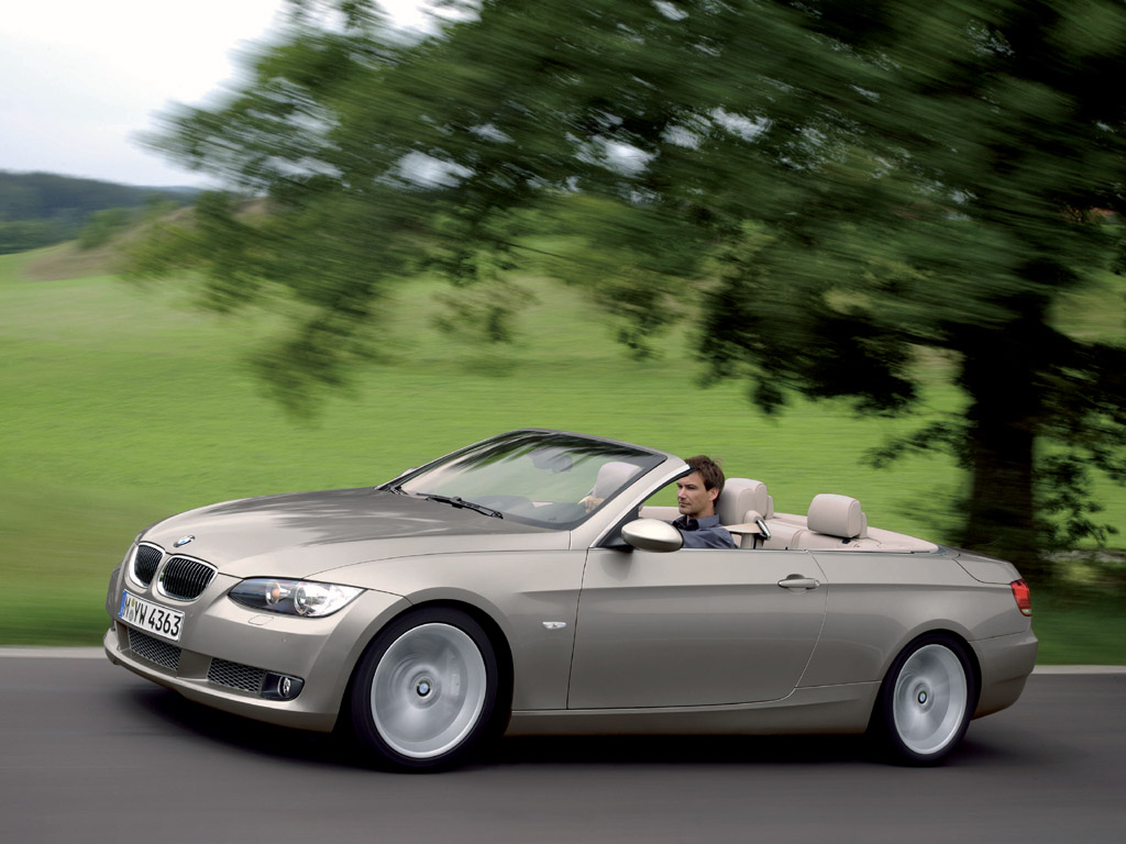 2007 BMW 335i Convertible