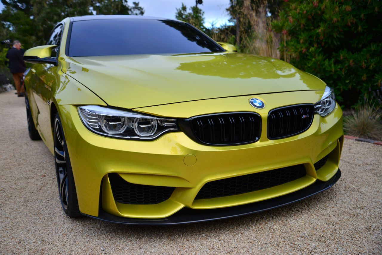 2014 Bmw M4 Concept Pictures Specifications And Information