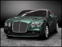 2008 Bentley Zagato GTZ