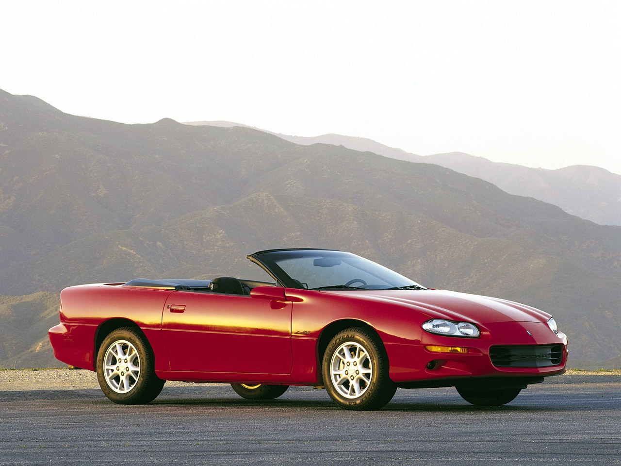 2001 Chevrolet Camaro Z28 Pictures Specifications And