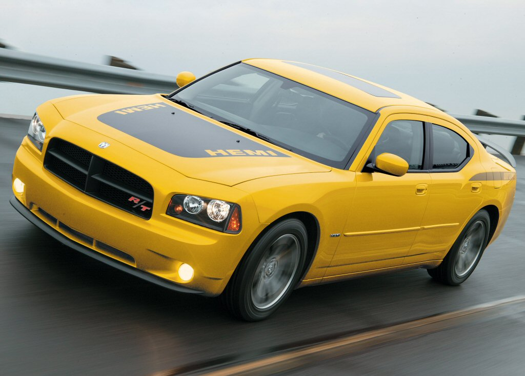 2006 Dodge Charger Daytona Rt Pictures Specifications