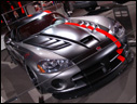 2007 Dodge Viper SRT10 Mopar Concept Coupe