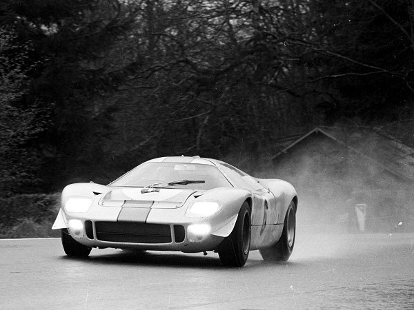 1967 Ford GT40 Mirage