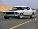 1969 Ford Boss 302 Mustang