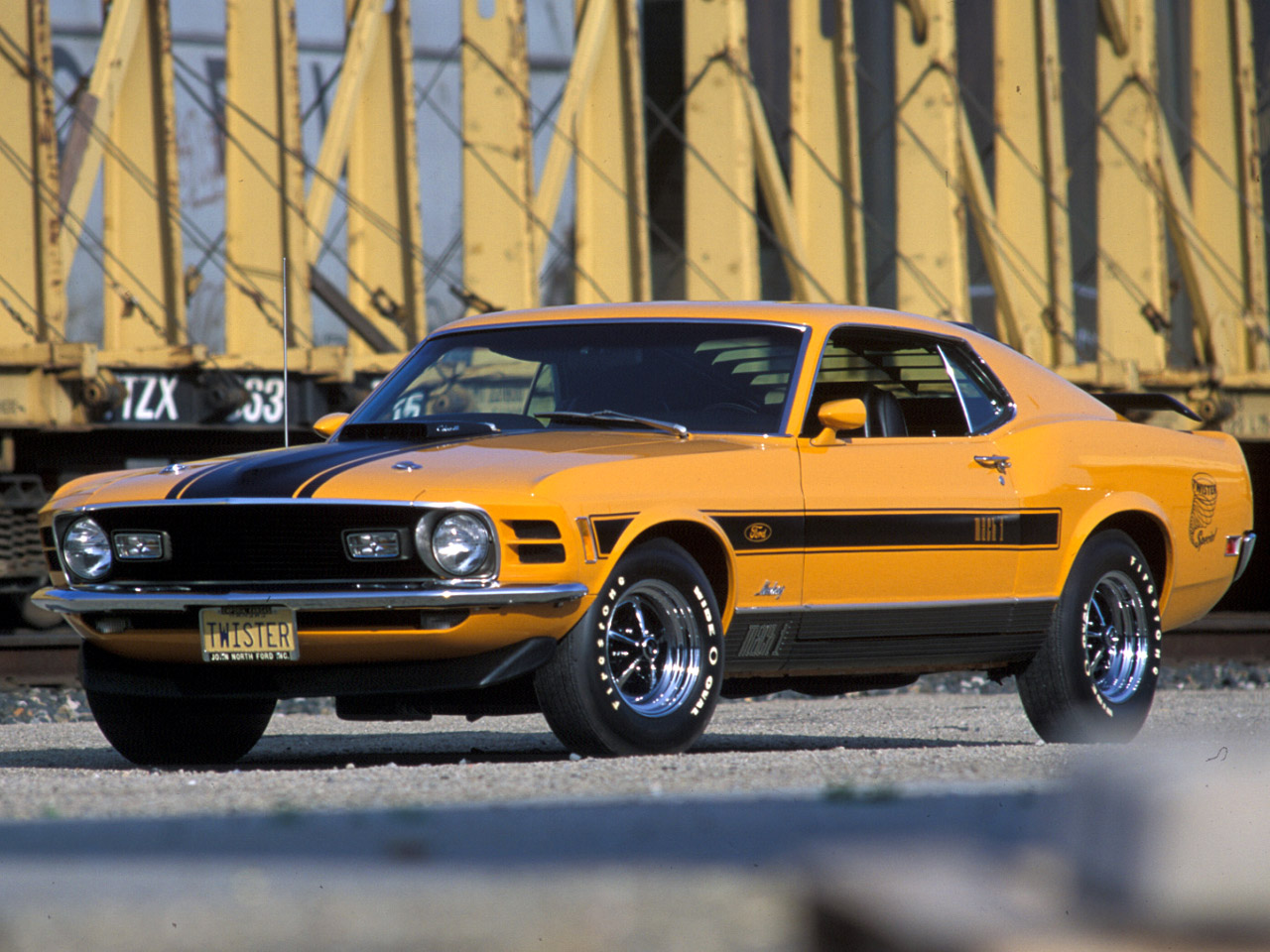 Cobra Kit Car Price >> 1970 Ford Mustang Mach 1 Pictures, Specifications, and Information