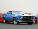 1971 Ford Boss 351 Mustang