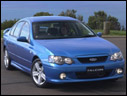2003 Ford BA Falcon XR6 Turbo