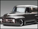 2003 Ford FR100 Panel Truck Concept