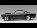 2003 Ford Mustang Fastback Concept