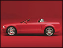 2003 Ford Mustang GT Convertible Concept
