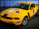 2010 Ford Mustang Boss 302R