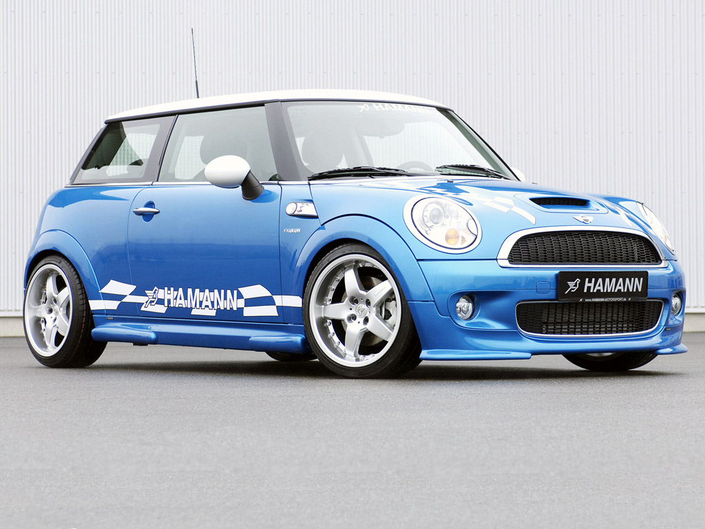 2007 hamann mini cooper s pictures specifications and information. Black Bedroom Furniture Sets. Home Design Ideas