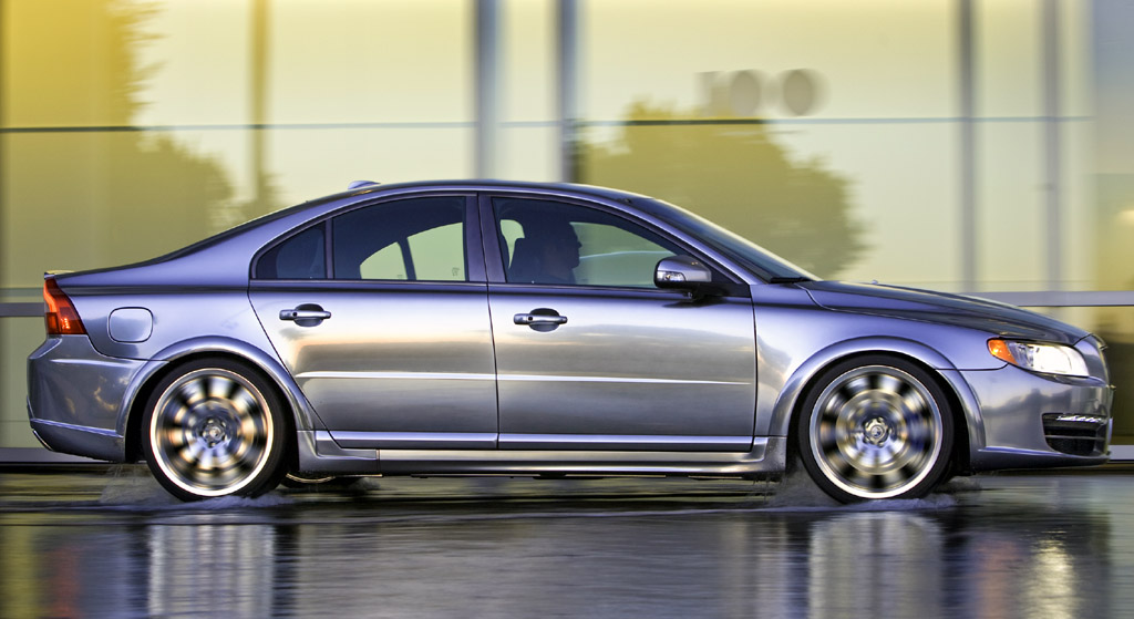 2007 Heico Sportiv S80 T6 High Performance Concept