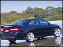 2001 Holden HSV Clubsport