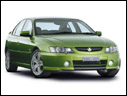 2002 Holden Commodore SS