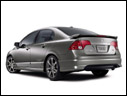2007 Honda HFP Civic Si Sedan