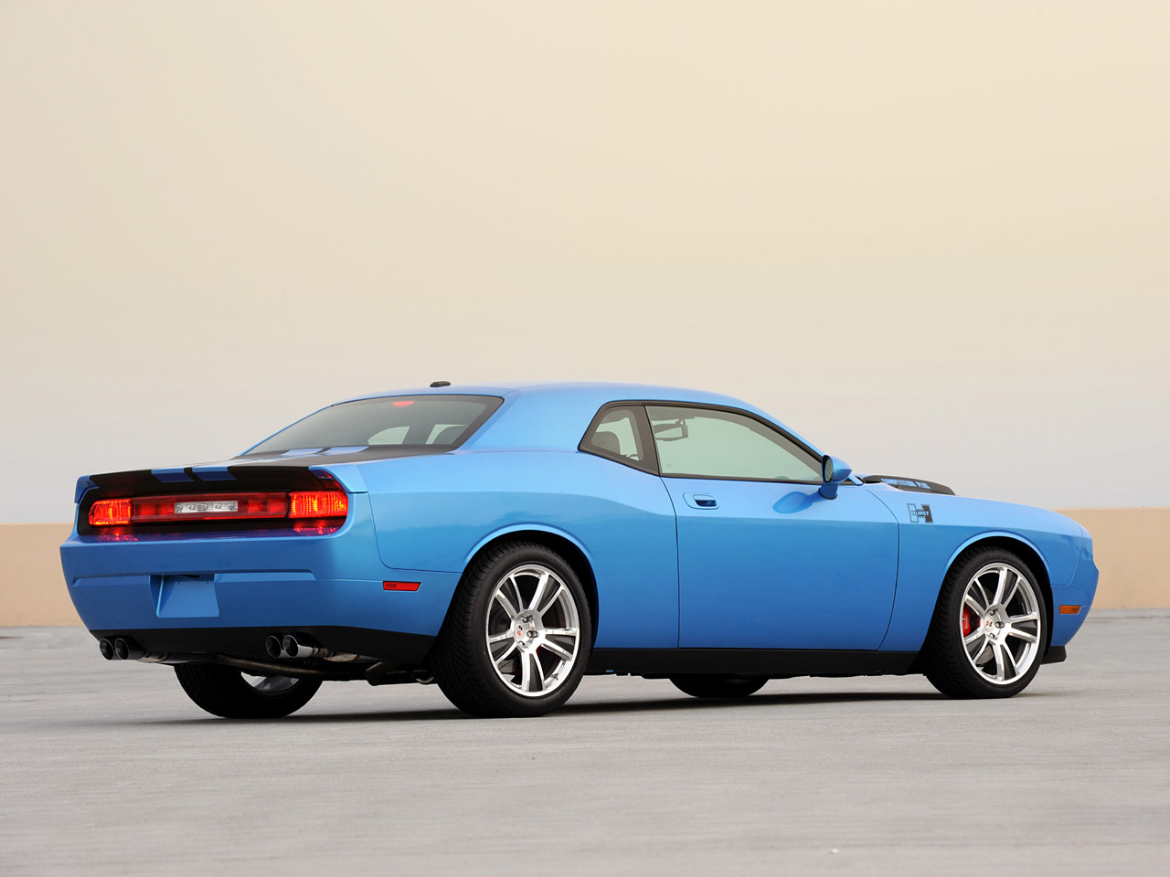 2010 Hurst Competition Plus Challenger