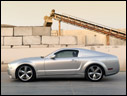 2009 Iacocca Silver 45th Anniversary Edition Mustang