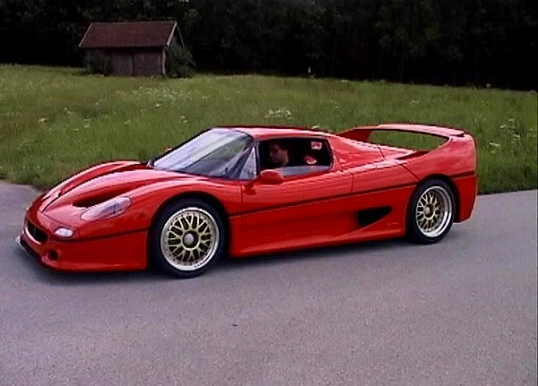 1995 koenig ferrari f50 pictures specifications and. Black Bedroom Furniture Sets. Home Design Ideas