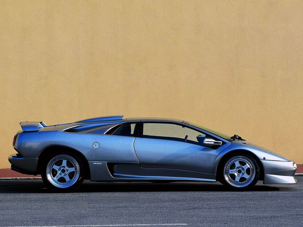 1998 Lamborghini Diablo Sv Pictures Specifications And