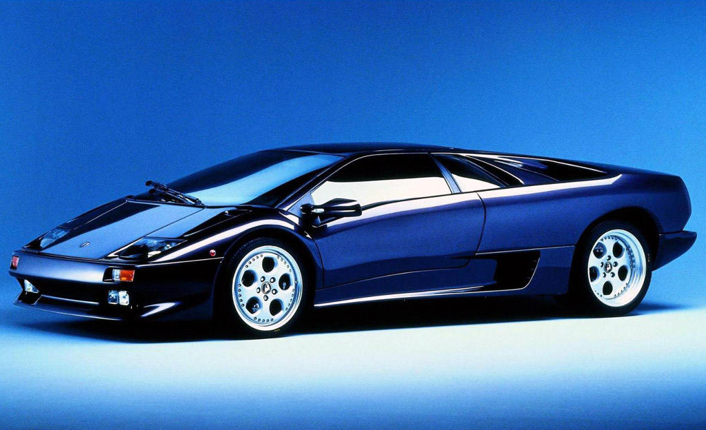 1999 Lamborghini Diablo Vt Pictures Specifications And