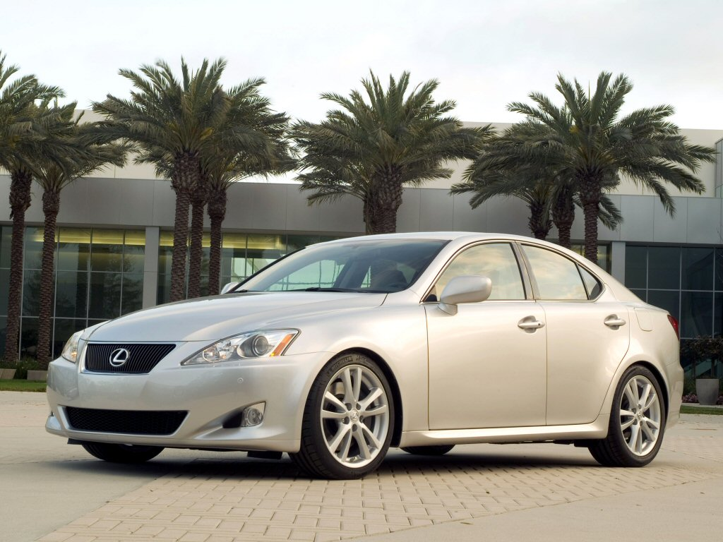 2006 Lexus IS350 Pictures, Specifications, and Information