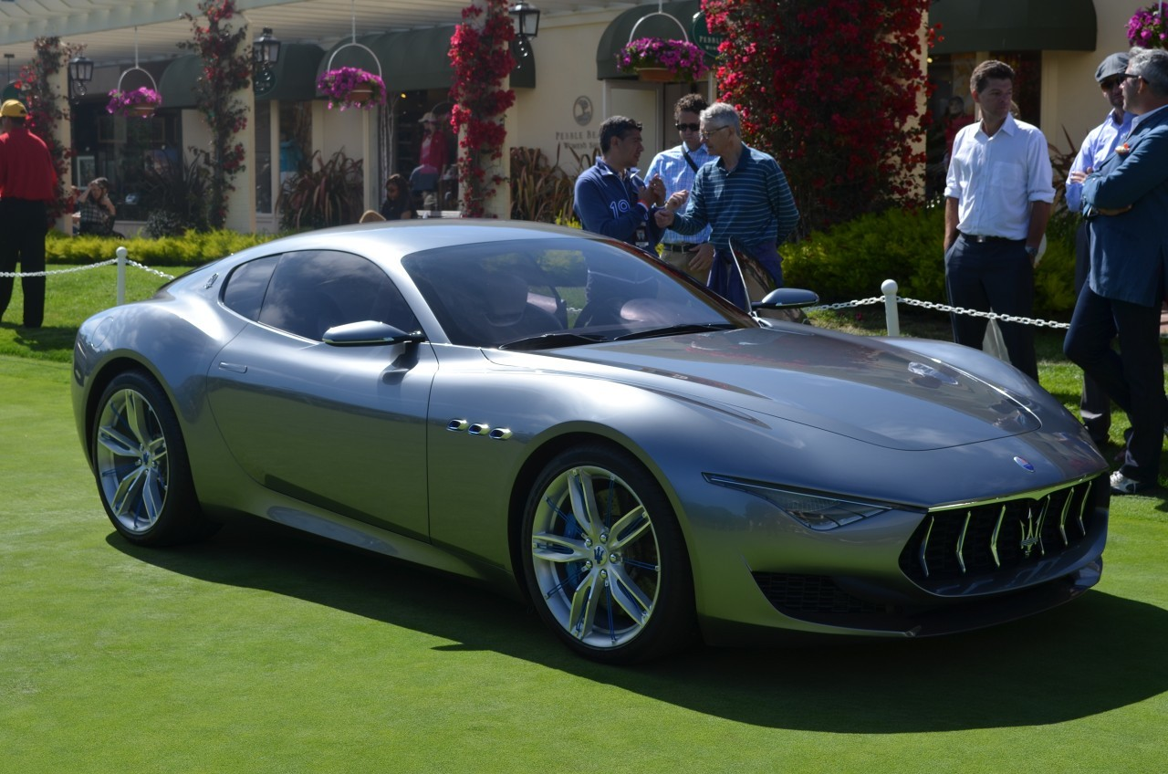 2015 Maserati Alfieri Concept Pictures Specifications