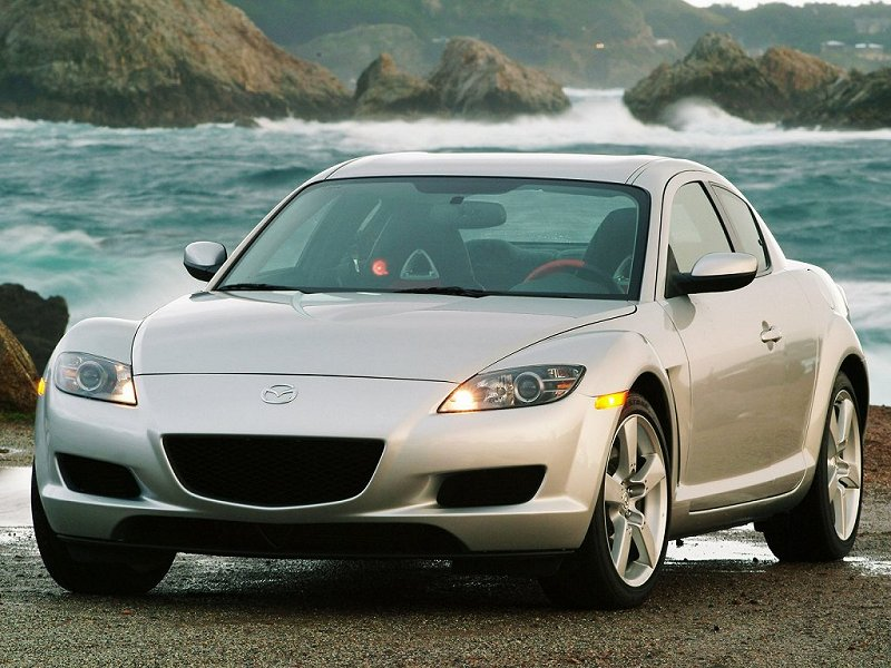 2004 mazda rx 8 pictures specifications and information. Black Bedroom Furniture Sets. Home Design Ideas