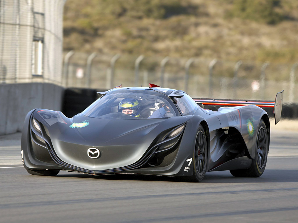 2008 mazda furai concept pictures specifications and information. Black Bedroom Furniture Sets. Home Design Ideas