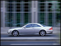 2001 Mercedes-Benz CL 55 AMG