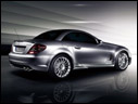 2006 Mercedes-Benz SLK 55 AMG Purist Special Series