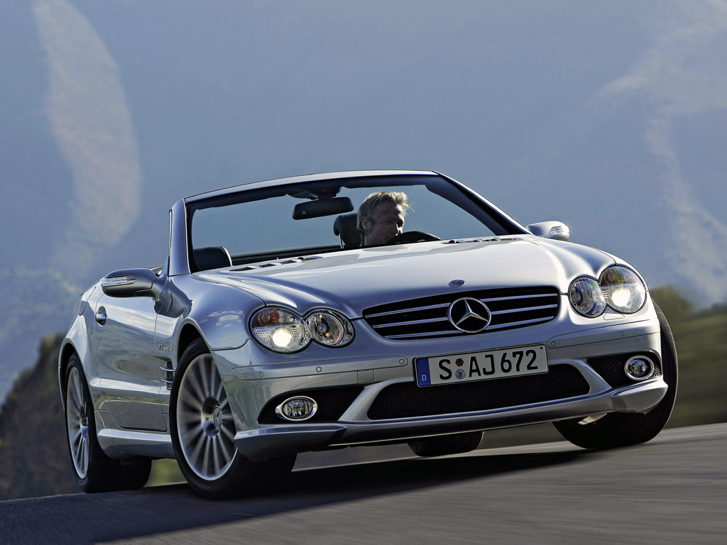 2007 mercedes benz sl 55 amg pictures specifications and for Mercedes benz sl amg price