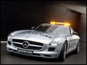 2010 Mercedes-Benz SLS AMG Safety Car
