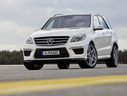 2012 Mercedes-Benz ML63 AMG BiTurbo