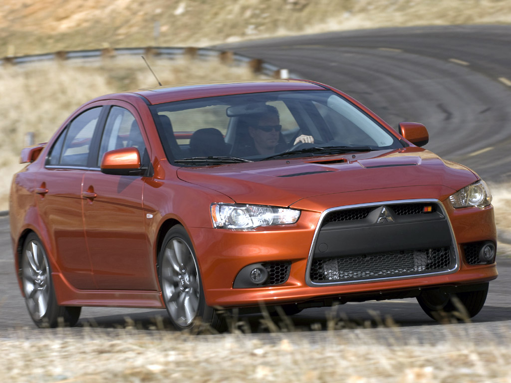2009 Mitsubishi Lancer Ralliart Pictures Specifications And Information