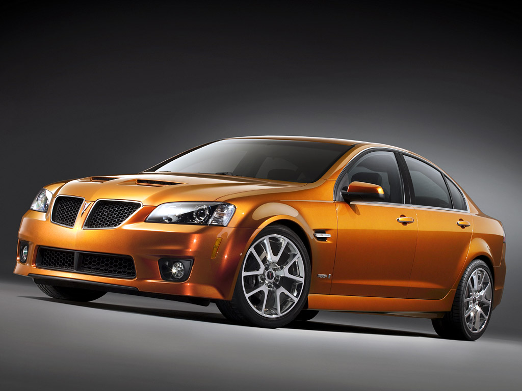 2009 Pontiac G8 Gxp Pictures Specifications And Information