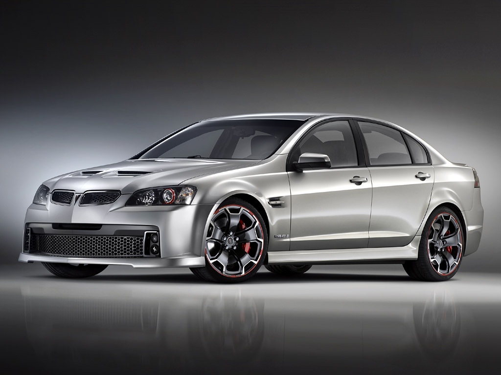 2009 pontiac g8 gxp street concept pictures specifications and information. Black Bedroom Furniture Sets. Home Design Ideas