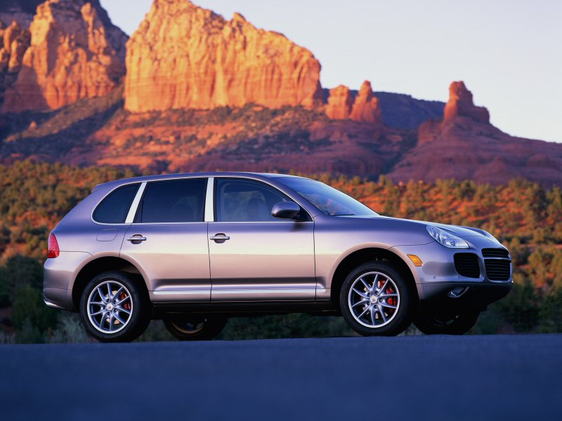 2004 porsche cayenne turbo pictures specifications and. Black Bedroom Furniture Sets. Home Design Ideas