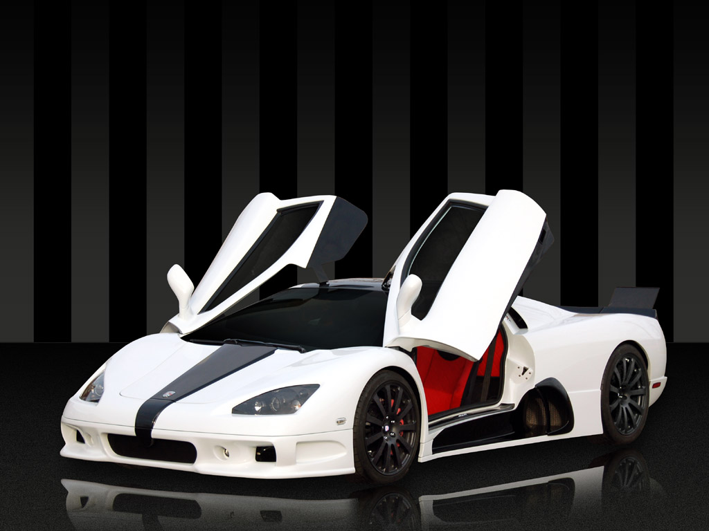 2009 SSC Ultimate Aero