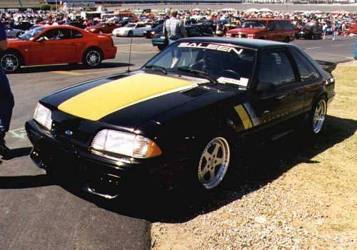 1993 saleen mustang sa 10 pictures specifications and. Black Bedroom Furniture Sets. Home Design Ideas