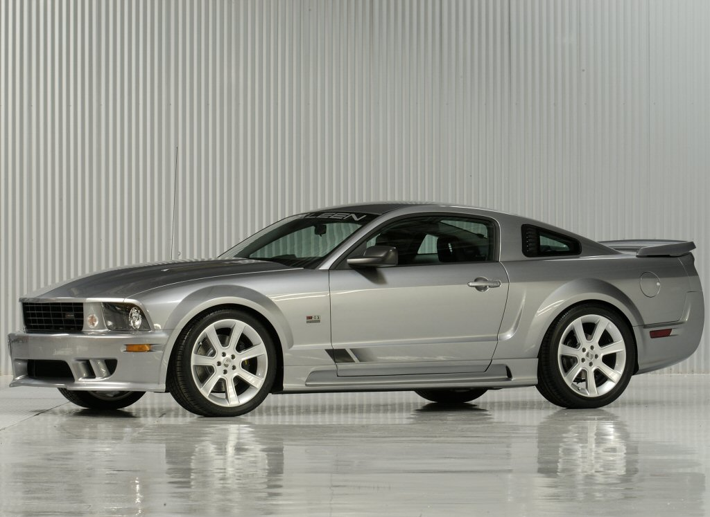 2005 saleen mustang s281sc pictures specifications and information. Black Bedroom Furniture Sets. Home Design Ideas