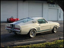 1967 Shelby Mustang GT500 SS
