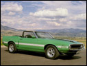 1970 Shelby Mustang GT500