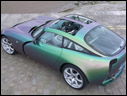 2002 TVR T350 Concept